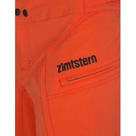 Zimtstern Startrackz Bike Shorts Women Spice Red